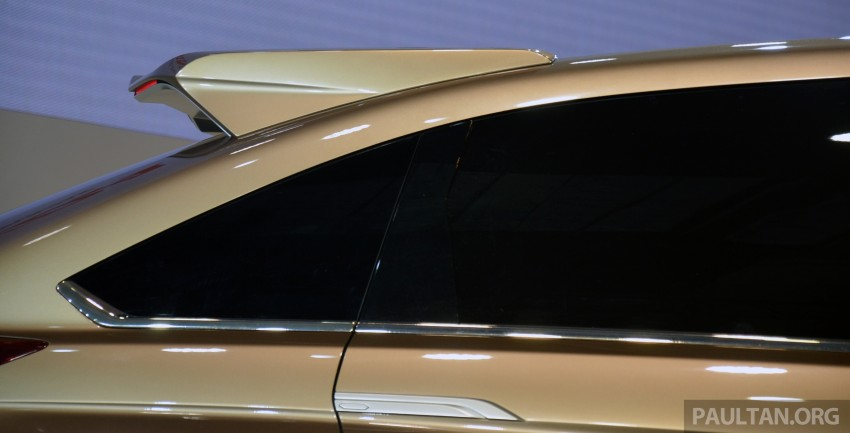 Shanghai 2015: Honda Concept D previews new SUV Image #330319