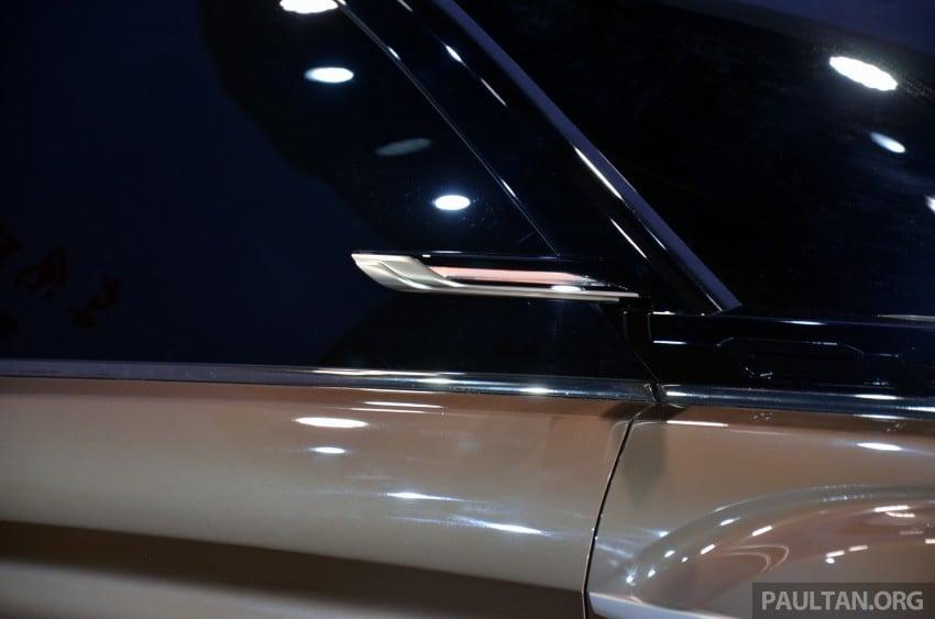 Shanghai 2015: Honda Concept D previews new SUV Image #330320