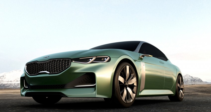 Kia Novo concept – previews future design direction Image #324975