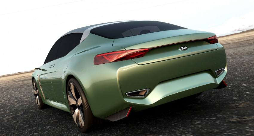 Kia Novo concept – previews future design direction Image #324972