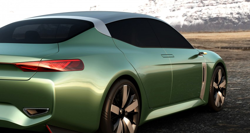 Kia Novo concept – previews future design direction Image #324970