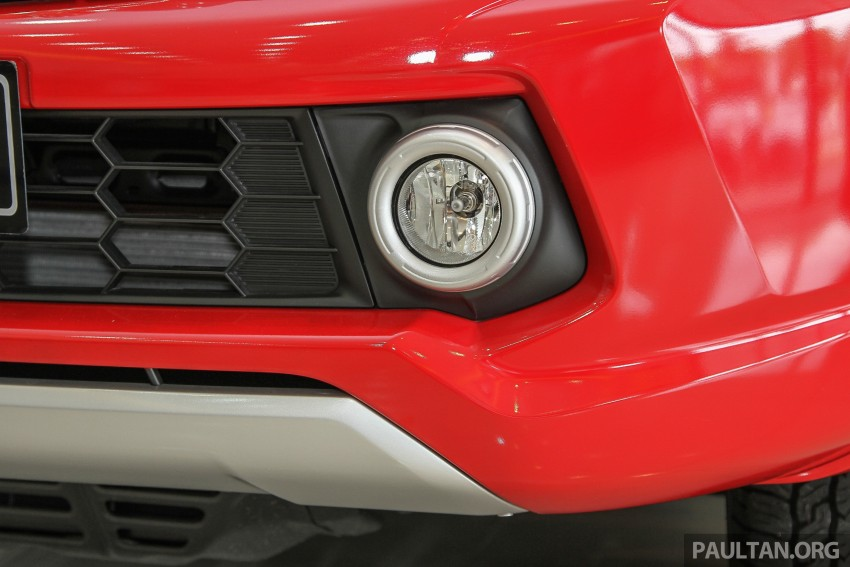 GALLERY: 2015 Mitsubishi Triton VGT in showroom! Image #334529