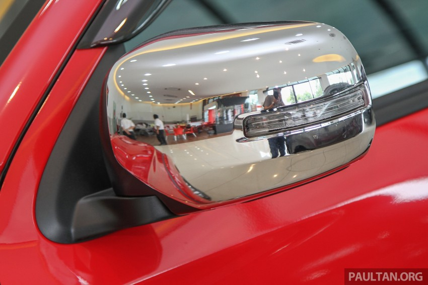 GALLERY: 2015 Mitsubishi Triton VGT in showroom! Image #334541