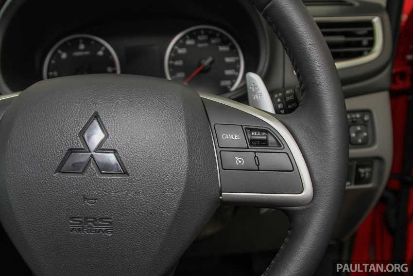 GALLERY: 2015 Mitsubishi Triton VGT in showroom! Image #334559