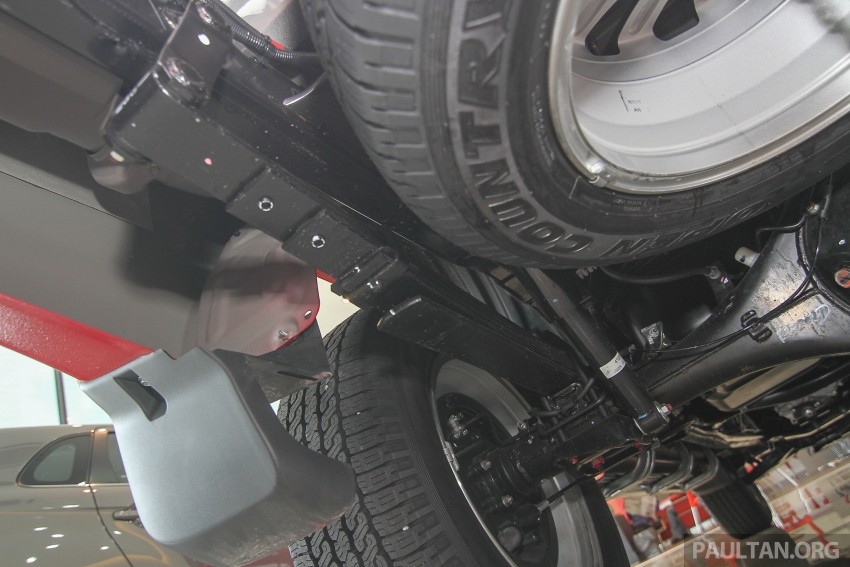 GALLERY: 2015 Mitsubishi Triton VGT in showroom! Image #334576