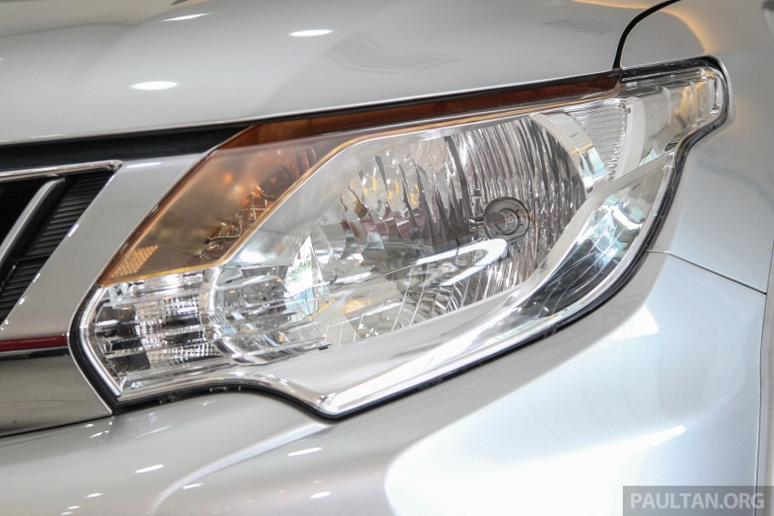 GALLERY: 2015 Mitsubishi Triton VGT in showroom! Image #334579