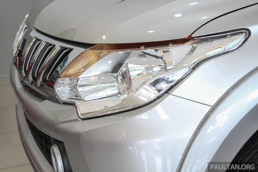 GALLERY: 2015 Mitsubishi Triton VGT in showroom! Image #334583