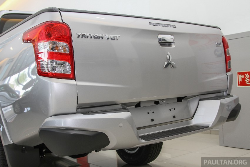 GALLERY: 2015 Mitsubishi Triton VGT in showroom! Image #334585
