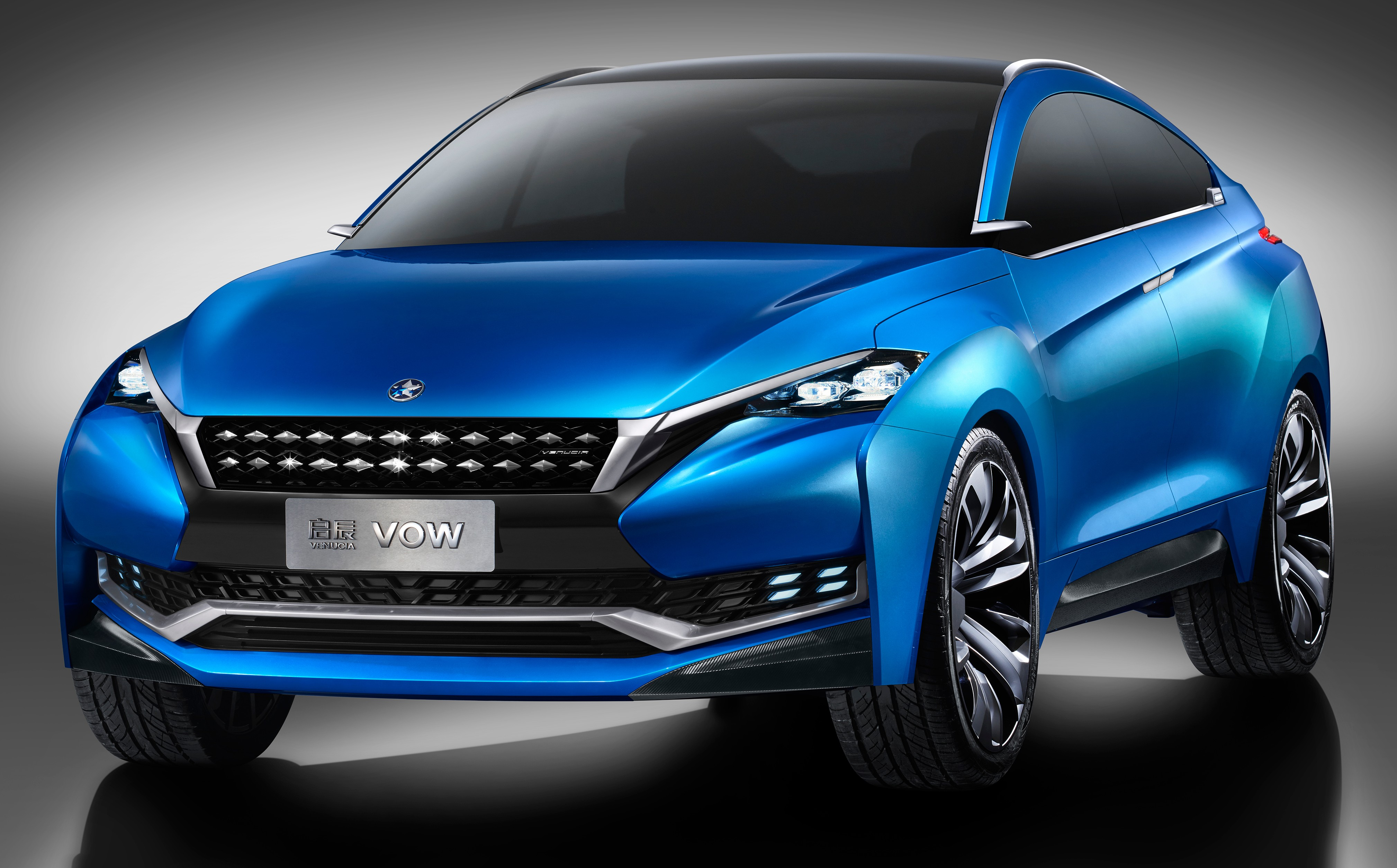 Dongfeng Group Ltd Nissan Dongfeng Venucia Vow Concept E