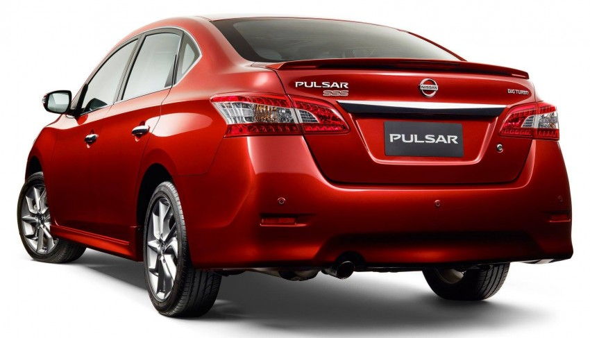 Nissan Pulsar SSS revealed – 190 hp Australian Sylphy Image #327618