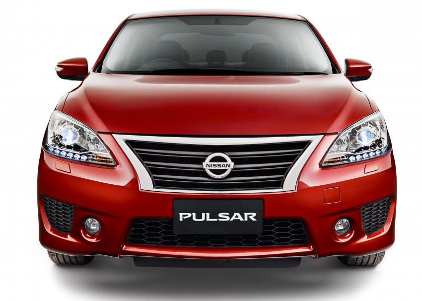 Nissan Pulsar SSS revealed – 190 hp Australian Sylphy Image #327669
