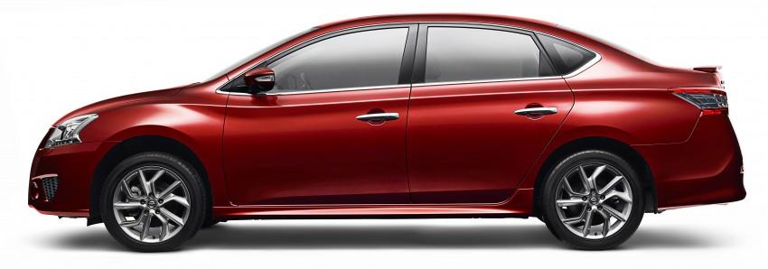 Nissan Pulsar SSS revealed – 190 hp Australian Sylphy Image #327670