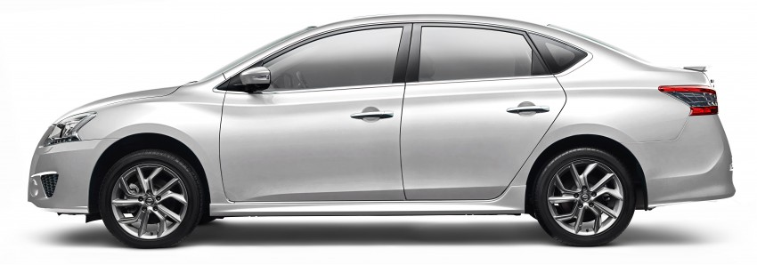 Nissan Pulsar SSS revealed – 190 hp Australian Sylphy Image #327671