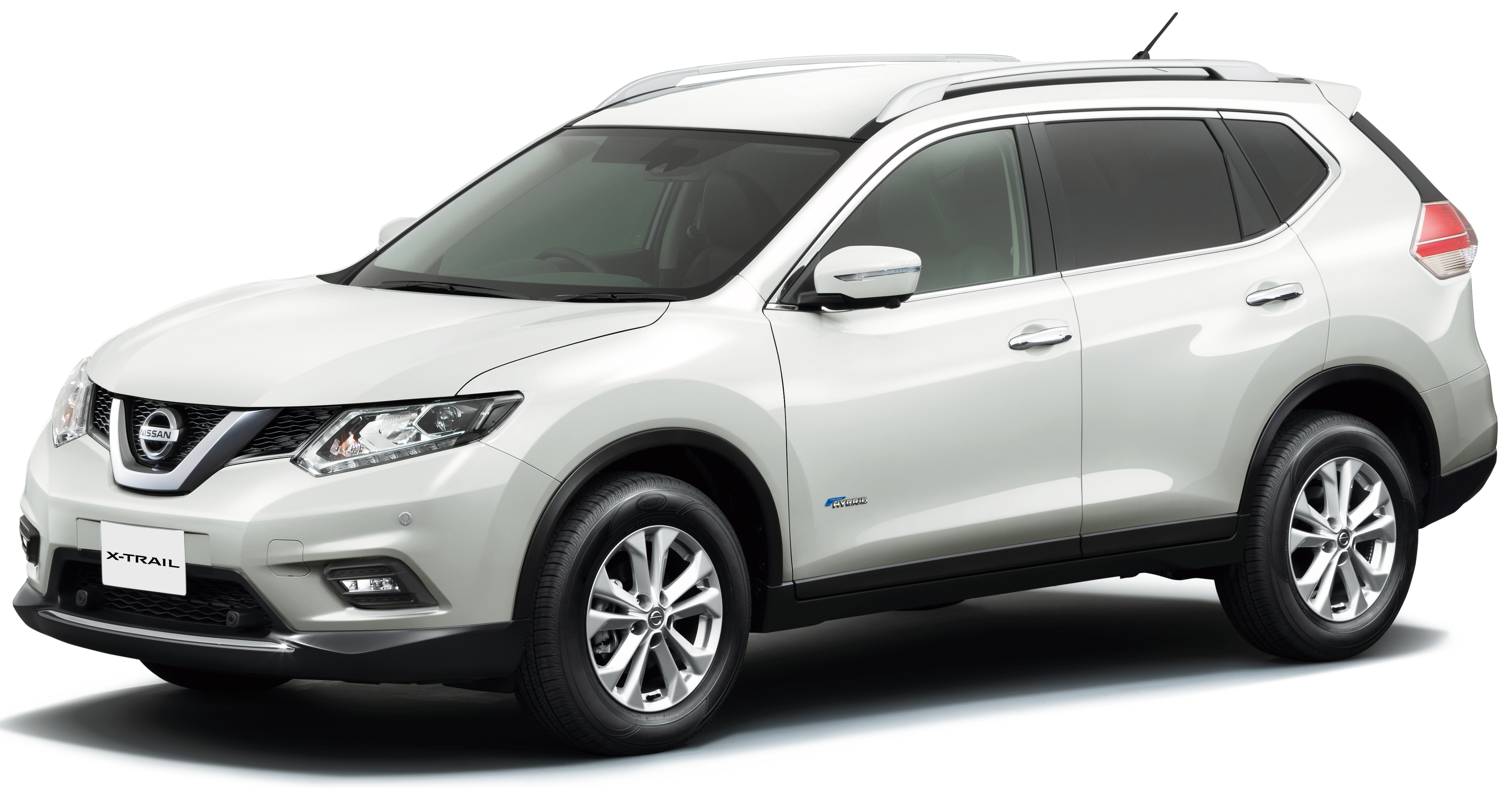 nissan x trail hybrid for japan 2 0 litre 20 6 km l. Black Bedroom Furniture Sets. Home Design Ideas