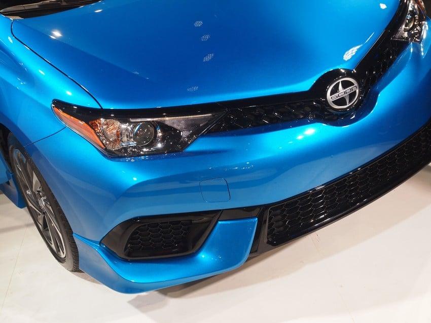 2016 Scion iM – Toyota Auris hatchback for the USA Image #325500