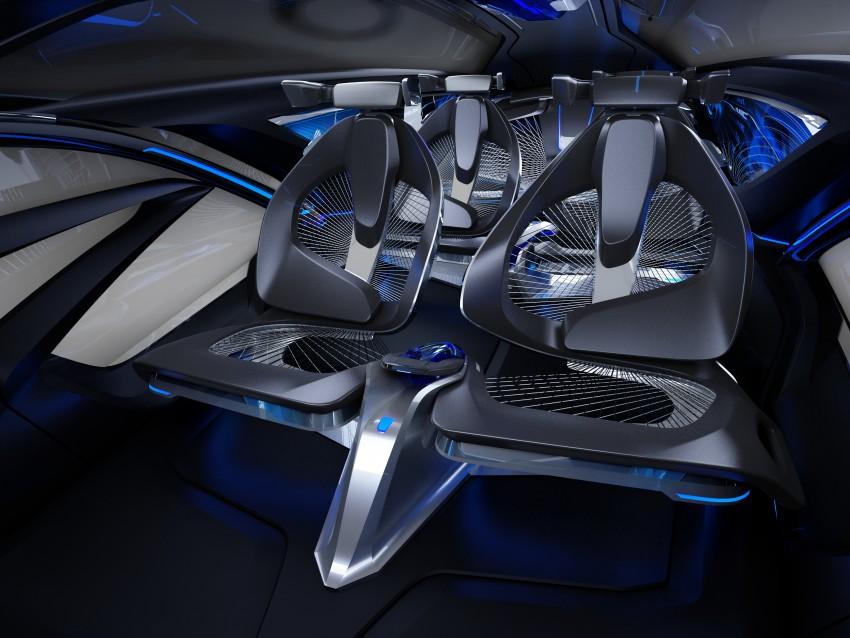 Shanghai 2015: Chevrolet FNR previews a mad future Image #331180