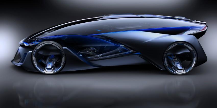 Shanghai 2015: Chevrolet FNR previews a mad future Image #331178
