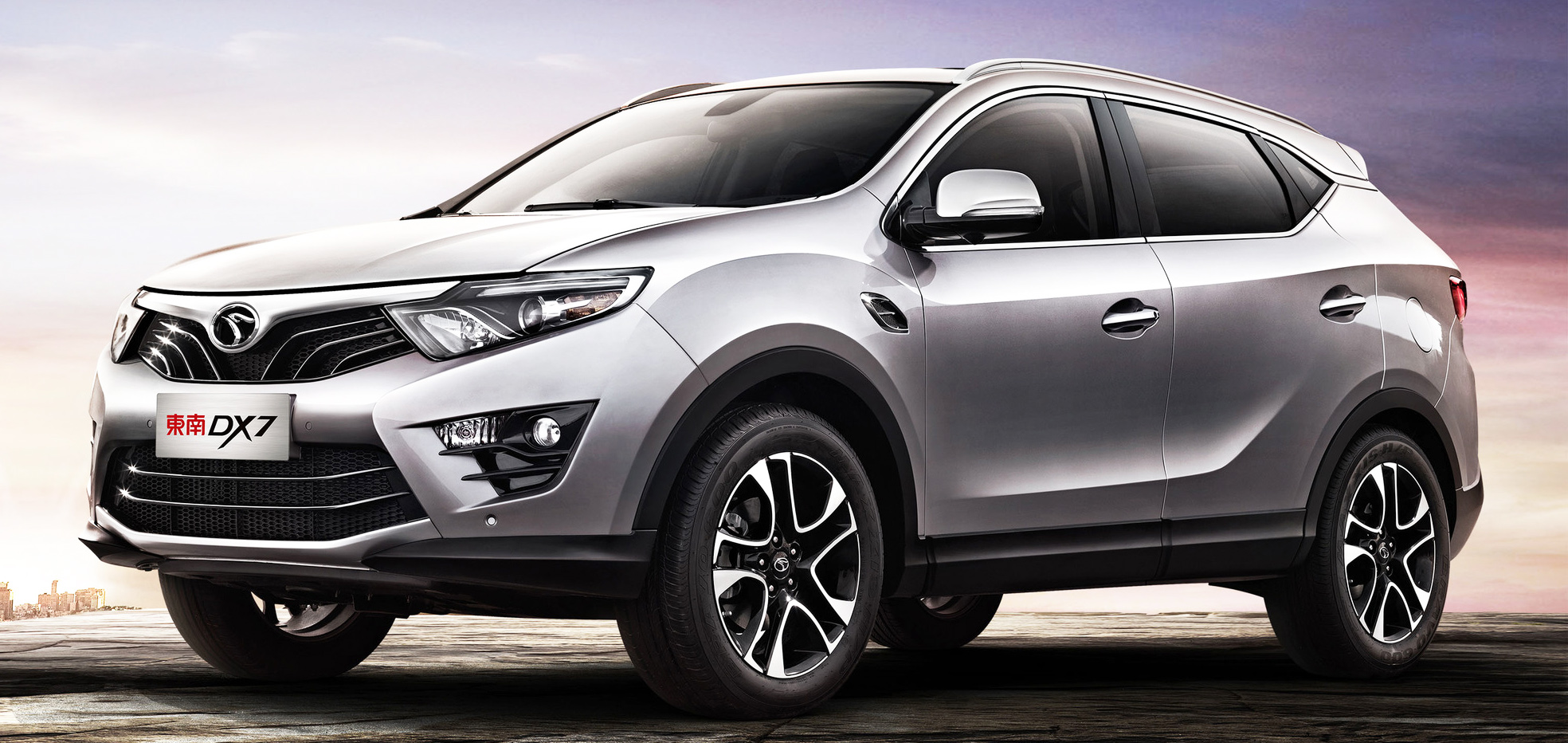 Suv >> South East Motor DX7 SUV – designed by Pininfarina Paul Tan - Image 333219
