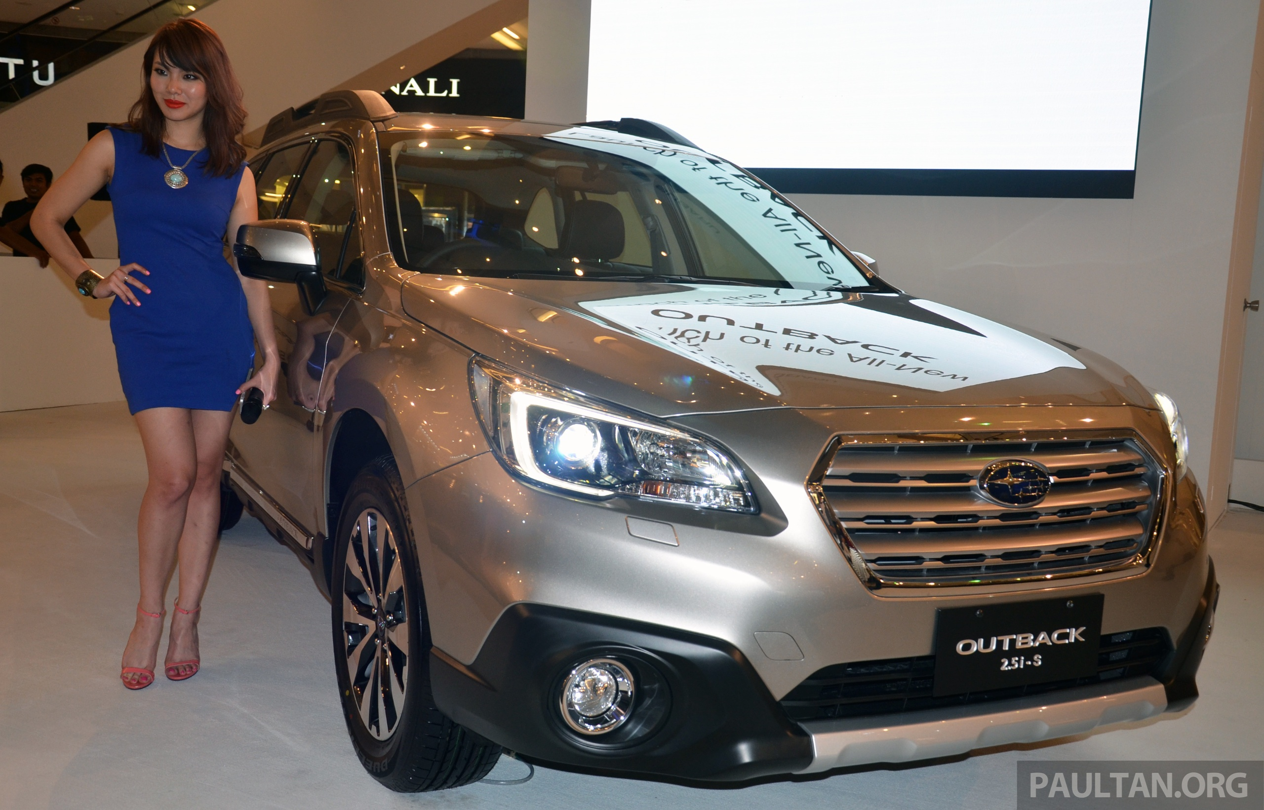 2015 Subaru Outback 2.5i-S launched in Msia: RM225k Paul Tan - Image 334191