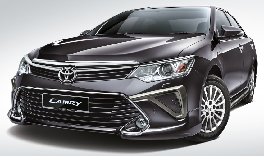 2015 Toyota Camry launched in Malaysia – new 6-spd 2.0E RM150k, 2.0G RM160k, 2.5 Hybrid RM175k Image #323927