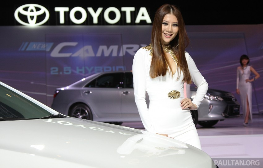 2015 Toyota Camry launched in Malaysia – new 6-spd 2.0E RM150k, 2.0G RM160k, 2.5 Hybrid RM175k Image #324705