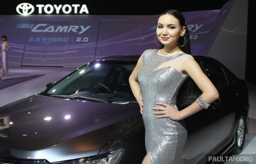 2015 Toyota Camry launched in Malaysia – new 6-spd 2.0E RM150k, 2.0G RM160k, 2.5 Hybrid RM175k Image #324711