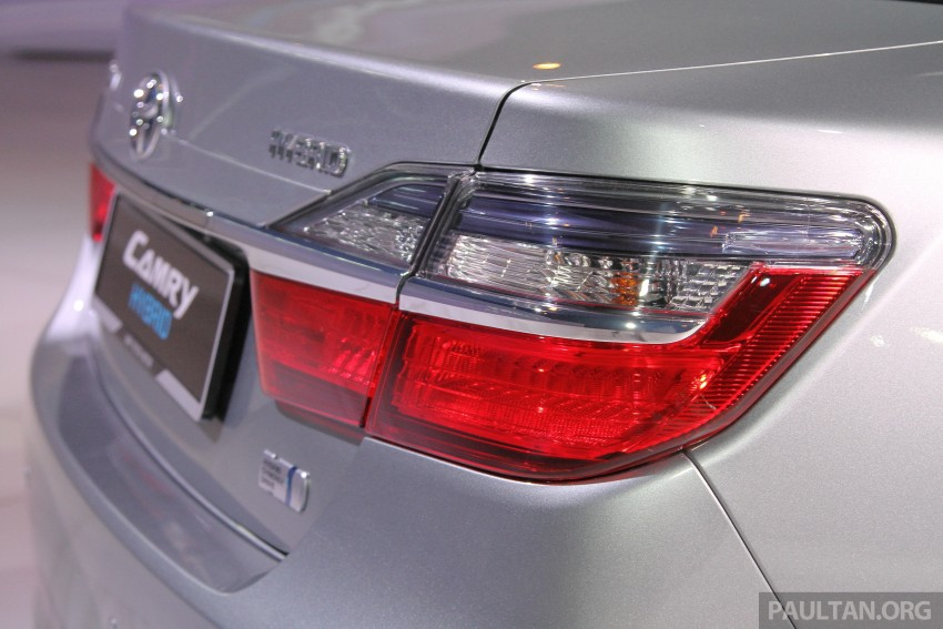2015 Toyota Camry launched in Malaysia – new 6-spd 2.0E RM150k, 2.0G RM160k, 2.5 Hybrid RM175k Image #324582