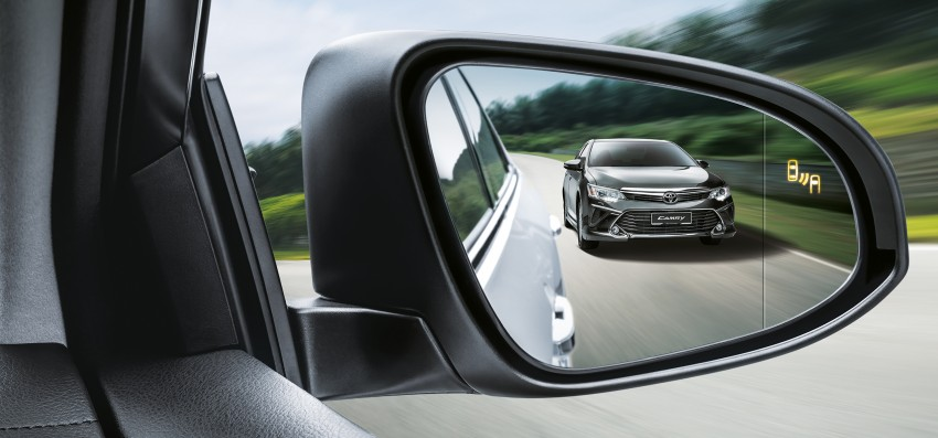 2015 Toyota Camry launched in Malaysia – new 6-spd 2.0E RM150k, 2.0G RM160k, 2.5 Hybrid RM175k Image #323941