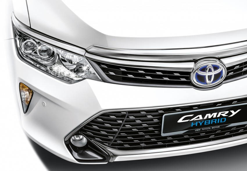 2015 Toyota Camry launched in Malaysia – new 6-spd 2.0E RM150k, 2.0G RM160k, 2.5 Hybrid RM175k Image #323945