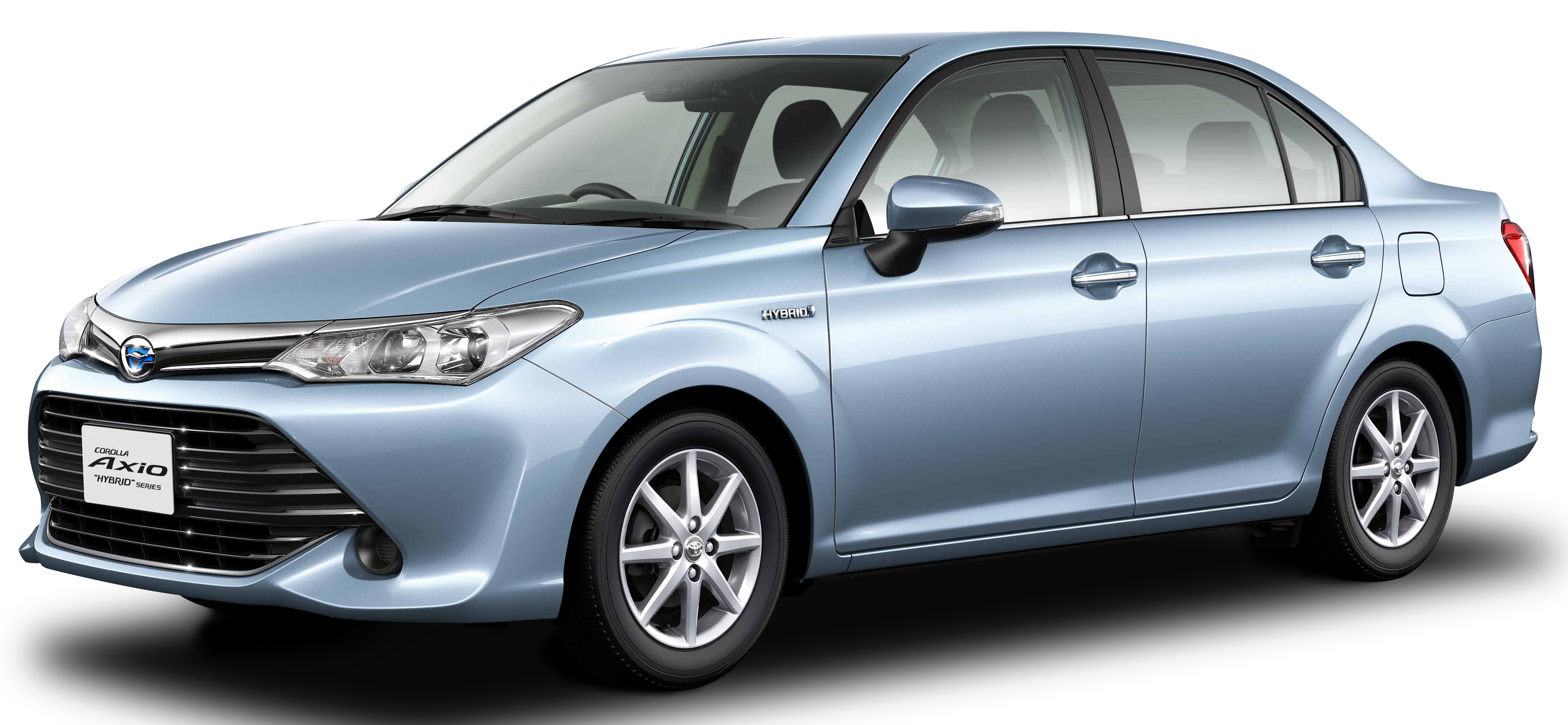 Toyota Corolla Axio, Fielder facelift launched in Japan Image 325673
