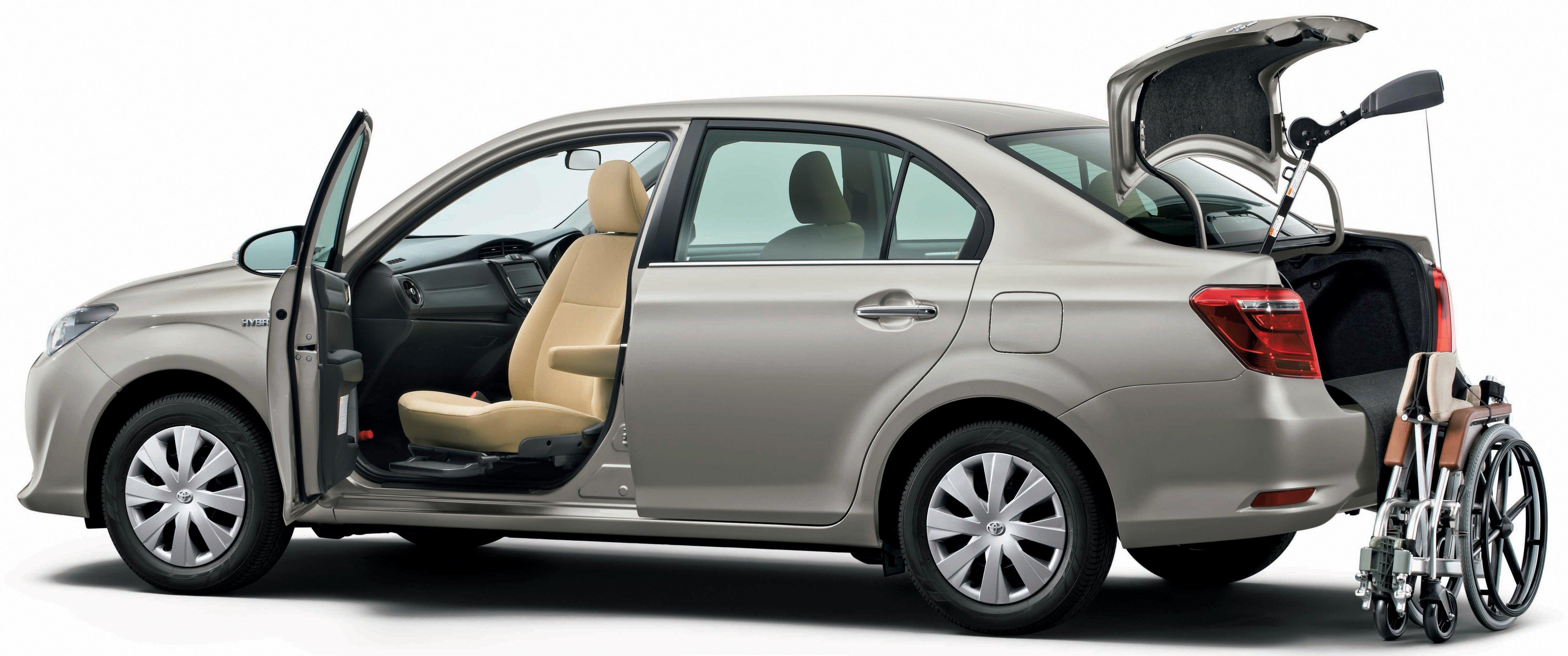 Corolla S 2017 >> Toyota Corolla Axio, Fielder facelift launched in Japan ...