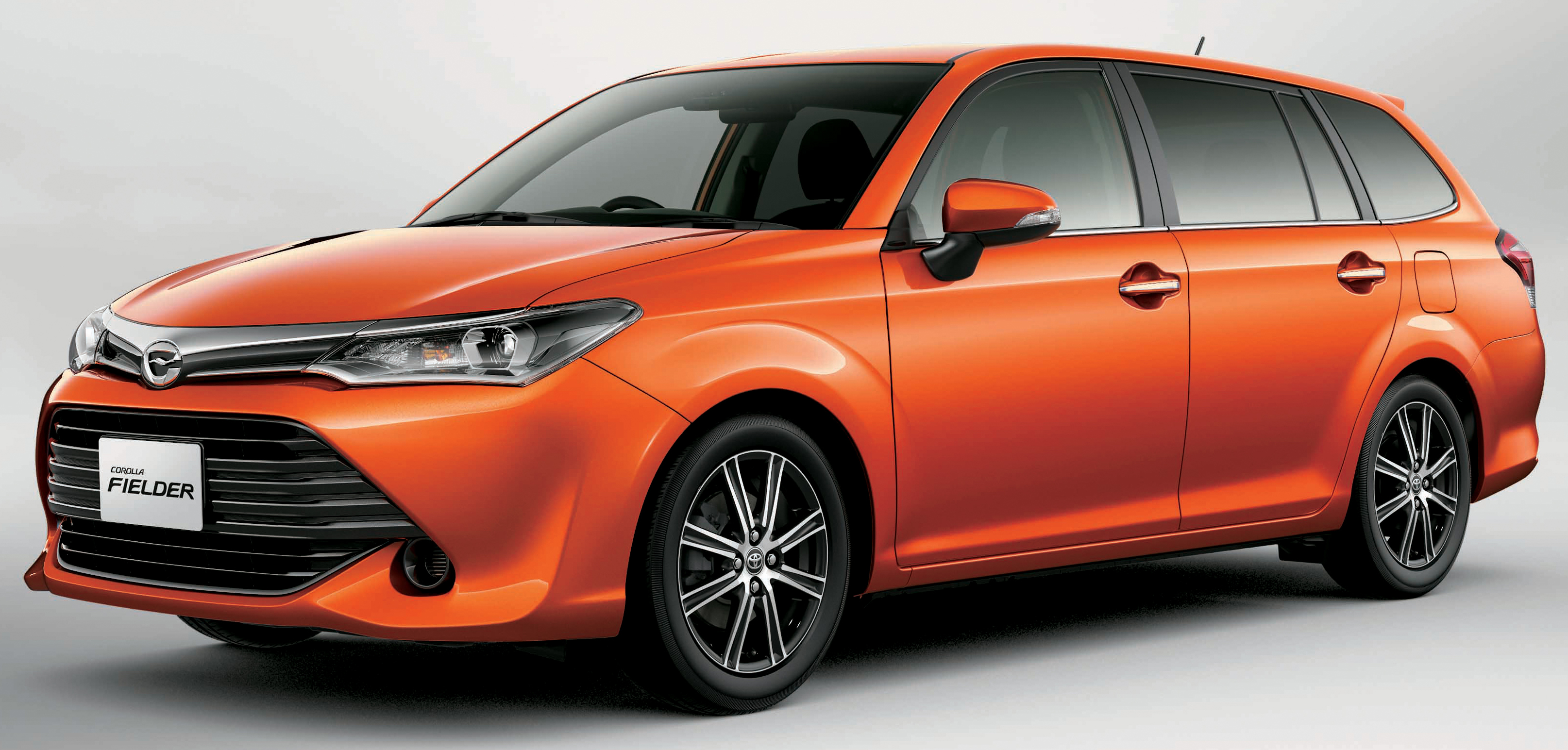 2014 Toyota Corolla For Sale >> Toyota Corolla Axio, Fielder facelift launched in Japan