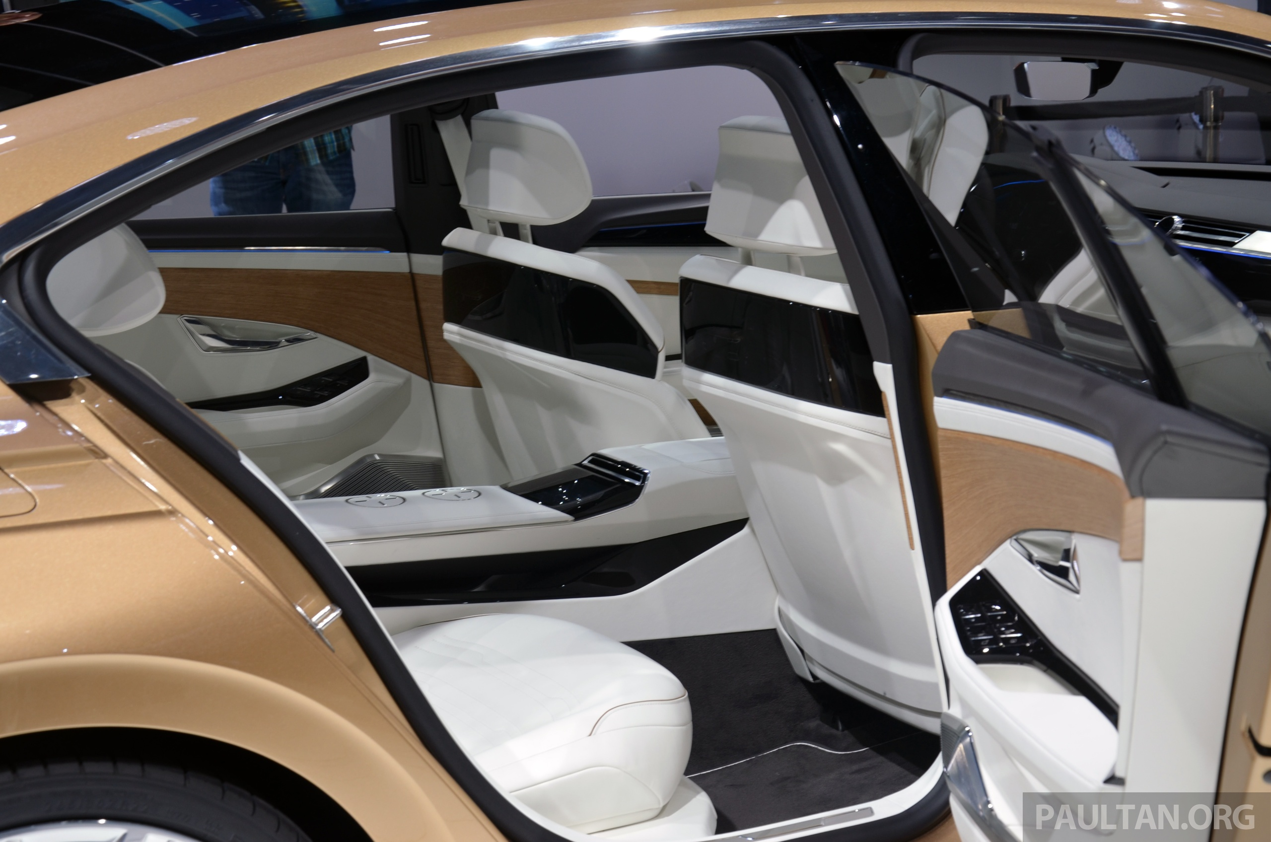Shanghai 2015 volkswagen c coupe gte concept paul tan for Concept home com