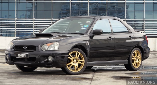 2004 Subaru impreza Gregory