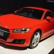2015 Audi TT 2.0 TFSI 1