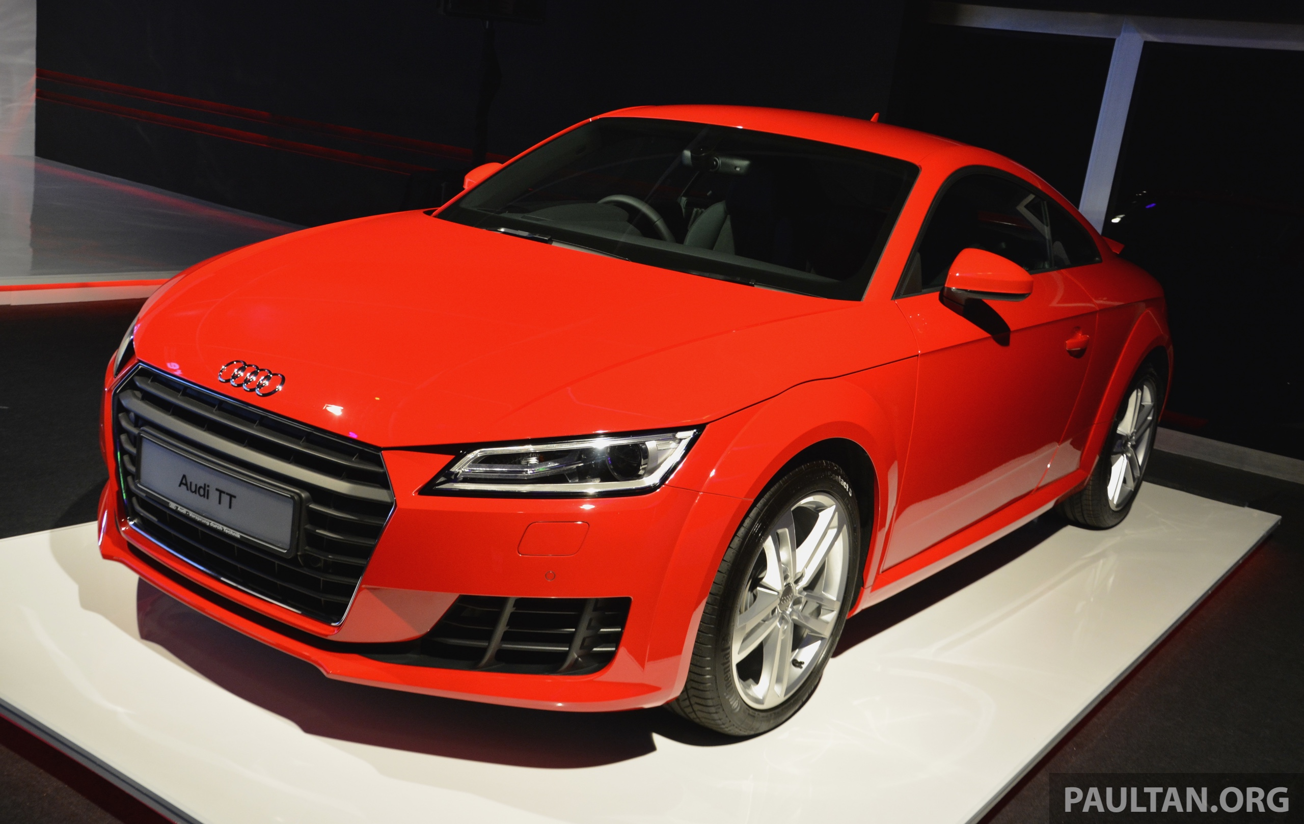 new audi tt launched in malaysia 2 0 tfsi rm285k. Black Bedroom Furniture Sets. Home Design Ideas