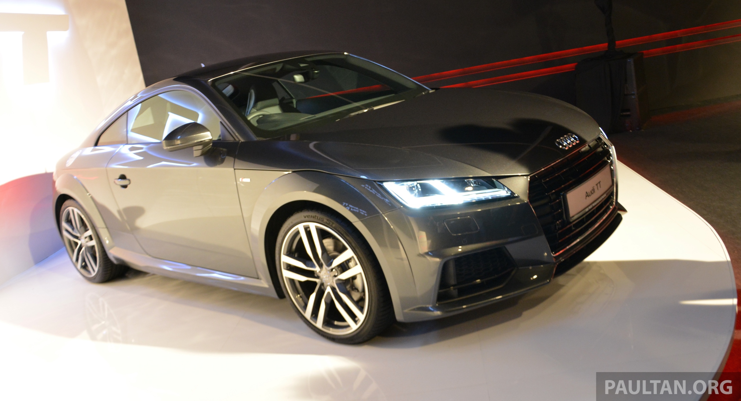 new audi tt launched in malaysia 2 0 tfsi rm285k image. Black Bedroom Furniture Sets. Home Design Ideas