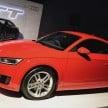 2015 Audi TT 2.0 TFSI 2