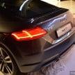 2015 Audi TT 2.0 TFSI 22