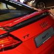 2015 Audi TT 2.0 TFSI 23