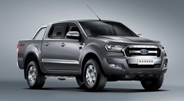 2015 ranger xlt 4x4 1 - Ford Ranger 2015