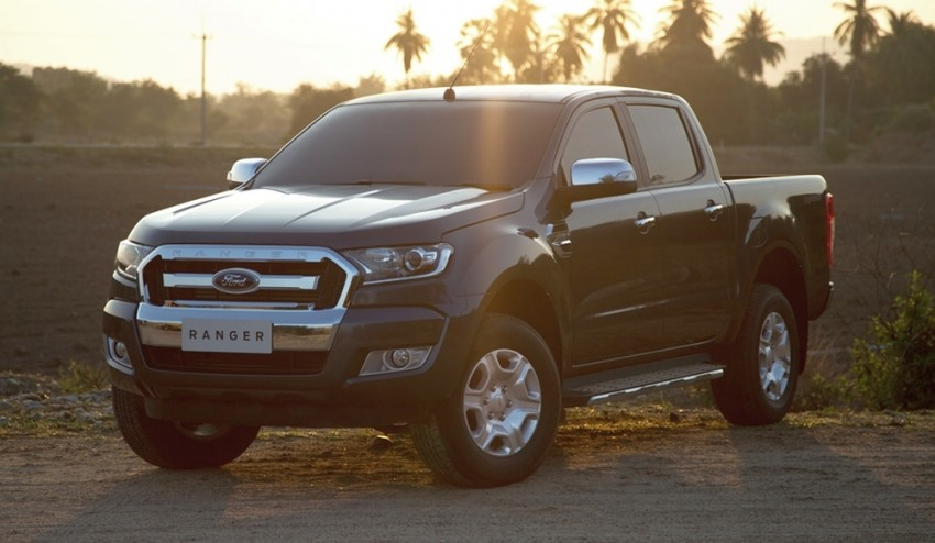 2015 Ford Ranger facelift – a sprinkling of new XLT images of the pickup, 'coming soon to Malaysia' Image #342052