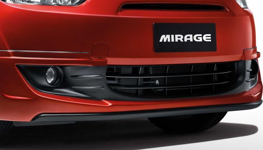 2015 Mitsubishi Mirage – minor update arrives, RM66k Image #338814