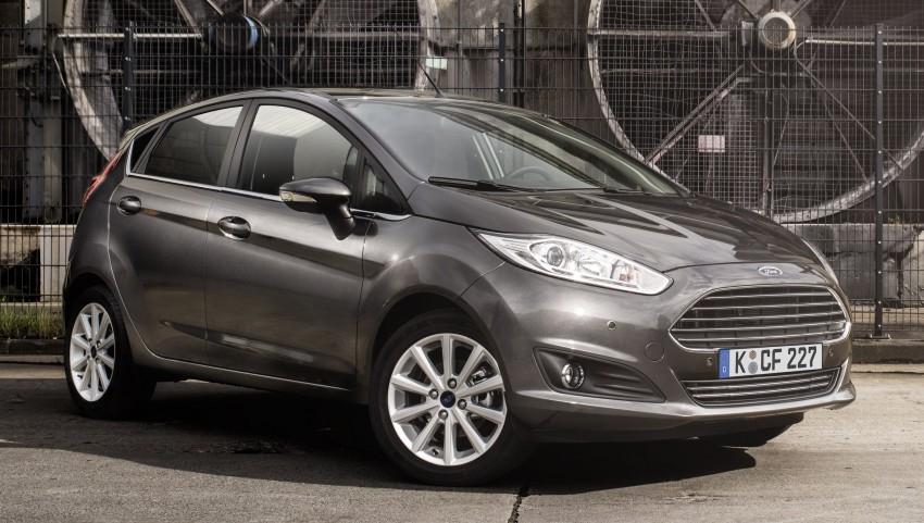 Ford Fiesta gets 3.2 l/100 km 1.5 TDCi, more kit for EU Image #339167