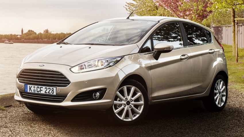 Ford Fiesta gets 3.2 l/100 km 1.5 TDCi, more kit for EU Image #339165