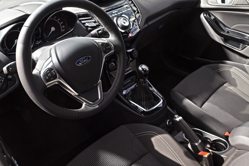 Ford Fiesta gets 3.2 l/100 km 1.5 TDCi, more kit for EU Image #339168