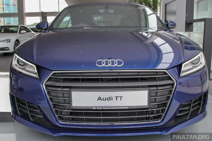 GALLERY: 2016 Audi TT 2.0 TFSI – a closer look Image #337314