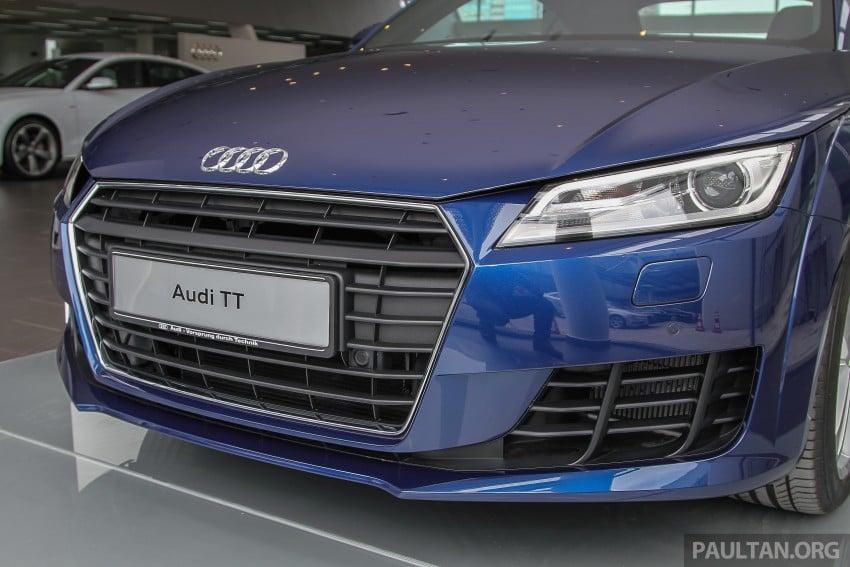 GALLERY: 2016 Audi TT 2.0 TFSI – a closer look Image #337318