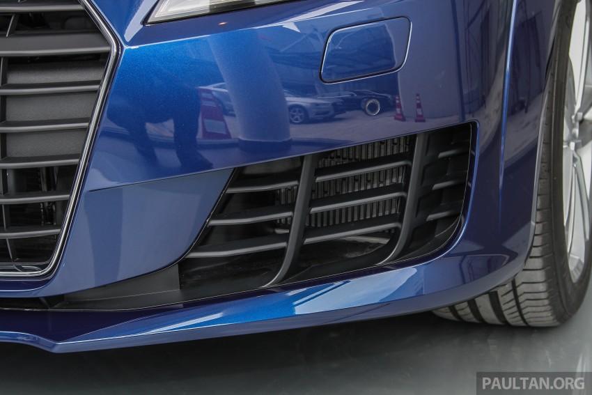 GALLERY: 2016 Audi TT 2.0 TFSI – a closer look Image #337319