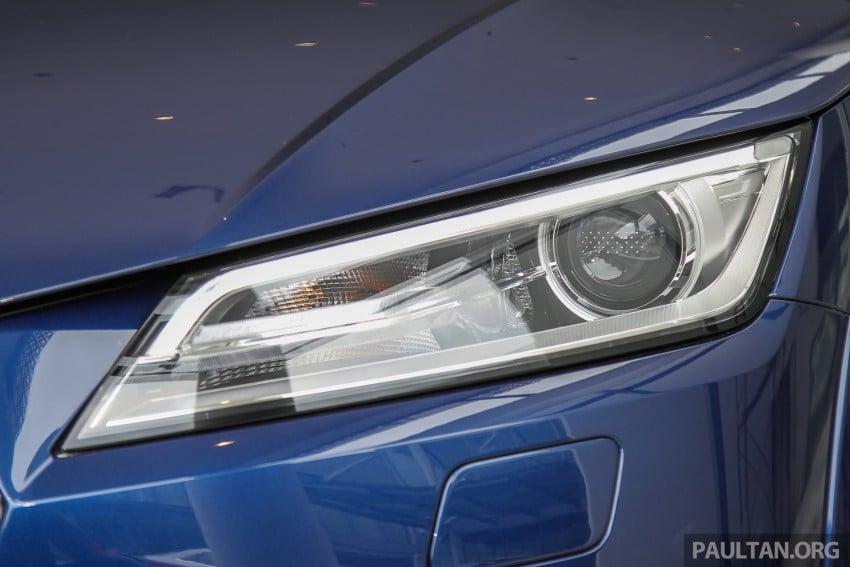 GALLERY: 2016 Audi TT 2.0 TFSI – a closer look Image #337322